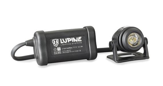Lupine Neo 2 - Linterna para casco - negro